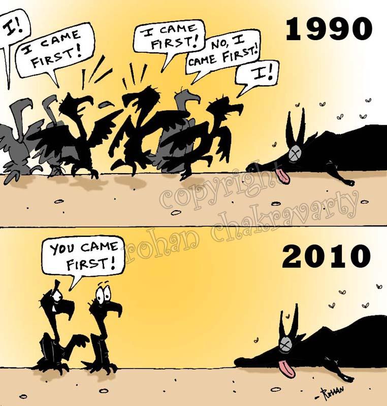 Vultures Diclofenac Comic