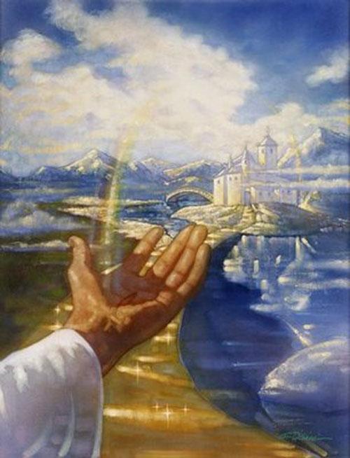 Come to New Jerusalem!