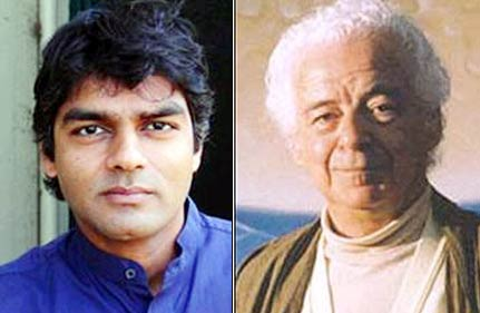 Raj Patel and Benjamin Creme