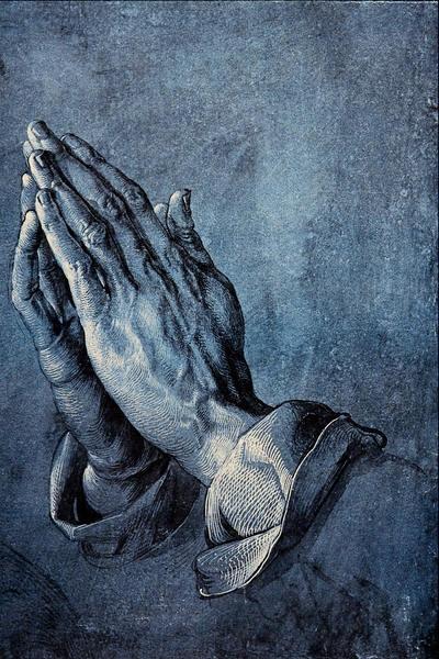 The Praying Hands - Albrecht Durer